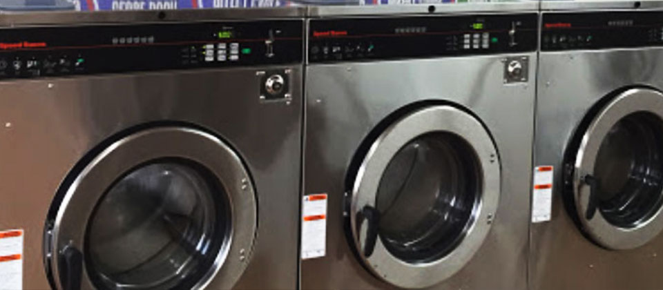 60 lb High Capacity Washers